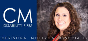 Christine Miller - Legal help with SSA Disability